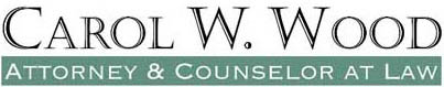 Carol W. Wood Estate and Trust Attorney Sarasota Logo